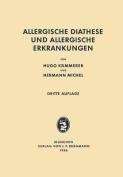 Allergische Diathese Und Allergische Erkrankungen [GER]