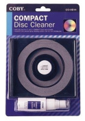 Coby Wet/Dry Compact Disc Cleaner