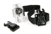 Veho VCC-A002-WPC MUVI Waterproof Case for MUVI and MUVI Pro Micro Camcorders