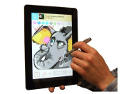 MiTAB Capacitive Stylus, Styli Touchscreen Smart Phone & Tablet Pen For The Asus eee Pad Transformer TFT 101
