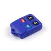 New Navy 4 Buttons Transmitter Keyless entry Remote key case Shell For Ford Fob