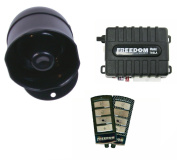 Freedom FREE140LA Vehicle Security and Keyless Entry System