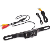 Koolertron Rear View Licence Plate Backup CMOS Camera