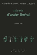 Methode D'Arabe Litteral [FRE]