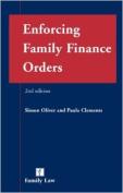 Enforcing Family Finance Orders