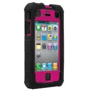 BALLISTIC (HC) Hard Core Case With Holster for iPhone 4/4S