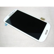 Samsung Galaxy S3 SIII GT-i9300 - White Full LCD Display+Touch Screen Digitizer Assembly Mobile Phone Repair Part Replacement