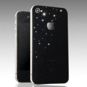 PowerDigital Diamond Sparkling Glitter Screen Protectors for iPhone 4 / 4S Front and Back