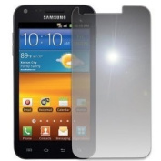 RND 3 Screen Protectors for for for for for for for for for for for Samsung Galaxy S II Epic 4G Touch (Anti-Fingerprint/Anti-Glare - Matte Finish) with lint cleaning clothes