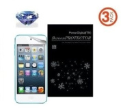 PowerDigital(TM) 3 Pack Diamond Sparkling Glitter Screen Protector for iPod Touch 5 5th Gen / 5th Generation