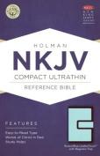 Compact Ultrathin Bible-NKJV-Magnetic Flap Closure