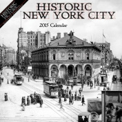 Historic New York City Calendar