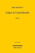 Culpa in Contrahendo [GER]