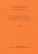 Untersuchungen Zur Historischen Topographie Nordmesopotamiens [GER]