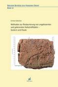 Methoden Zur Restaurierung Von Ungebrannten Und Gebrannten Keilschrifttafeln [GER]