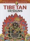 Creative Haven Tibetan Designs Coloring Book