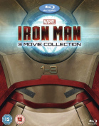 Iron Man 3 Movie Collection [Regions 1,2,3] [Blu-ray]