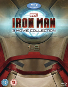 Iron Man 3 Movie Collection [Blu-ray]