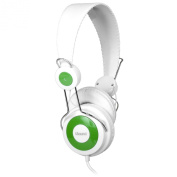 iSound DGHP-5505 HM-150 Headphones with Microphone - White