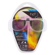hd3 Technology 3D Passive Glasses, Clip On