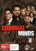 Criminal Minds: Season 8 [Region 4]