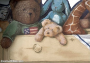 Mural Portfolio II Plush Toy Country Border