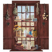 Mural Portfolio II Country Things Trample L'Oiel Window Accent Wall Sticker