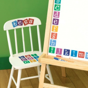 Alphabet Wallpaper Cutouts