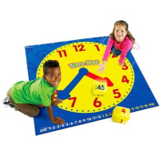 Learning Resources Time Activity Mat