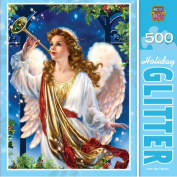 Dona Gelsinger Hark the Herald 500 Piece Jigsaw Puzzle