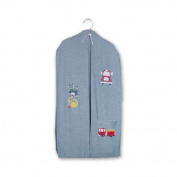 Patch Magic Fire Truck Cotton Nappy Stacker