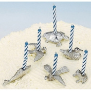 Children's Giftware 3.2cm Merry Menagerie Candle Set