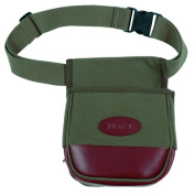 Shell Pouch in Olive Drab Green
