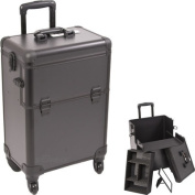 Professional Rolling Cosmetic Case