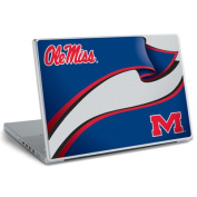 Ole Miss Peel and Stick Laptop Wear