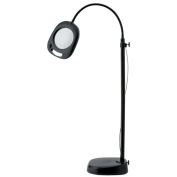 Naturalight LED 13cm Floor Mag Light-Black