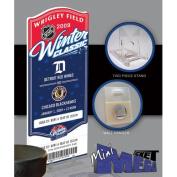 NHL 2009 Winter Classic Mini Mega Ticket
