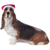 Basset Hound Christmas Tree Ornament