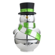Snowman with Gift Christmas Musical