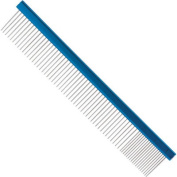 Aluminium Pet 25cm Finishing Comb
