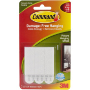 Command Strips Damage Free Hanging