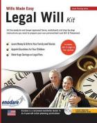 Legal Will Kit