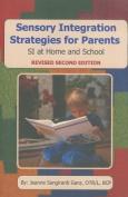 Sensory Integration Strategies for Parents