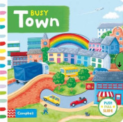 Busy Town (Busy Books) [Board book]