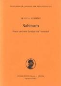 Sabinum [GER]