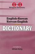 English-Korean & Korean-English One-to-one Dictionary