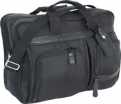 Mercury Luggage Signature Series Multi-Pocket Attache Shoulder Bag