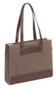 Brown-the Tribeca Ladies Executive Tote Bag