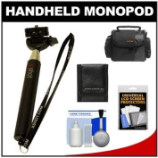 XShot Pocket 80cm Compact Camera Extender Handheld Monopod with Case + Cleaning Kit + Accessory Kit