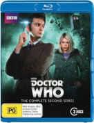 Doctor Who: Series 2 [Region B] [Blu-ray]
